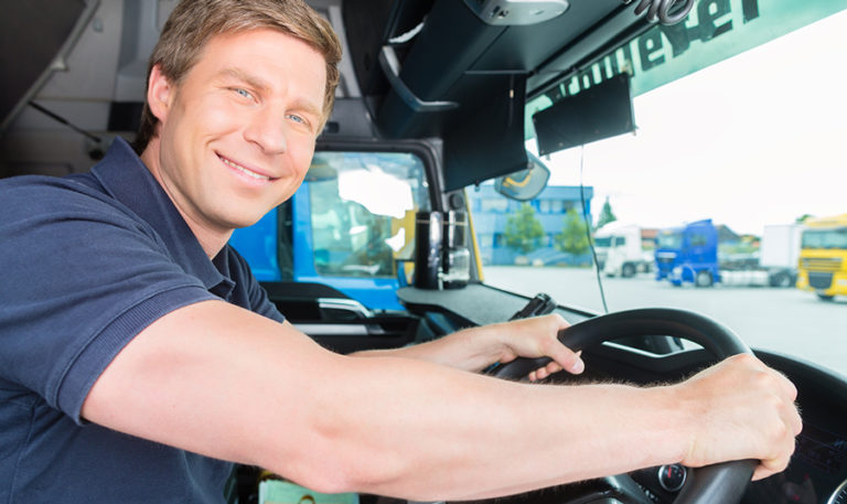 Bus & Truck Driver