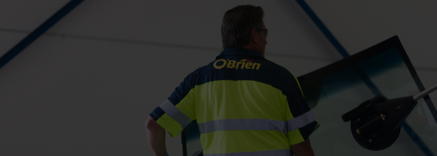 O'Brien® technician